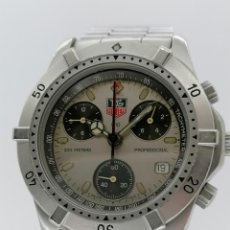 Relojes - Tag Heuer: RELOJ TAG HEUER PROFESSIONAL. Lote 235965005