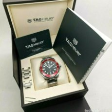 Relojes - Tag Heuer: MEN'S TAG HEUER AQUARACER WAY101B 300M 43MM SWISS QUARTZ WATCH 2018 **PVP 1700**. Lote 236456105