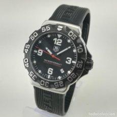 Relojes - Tag Heuer: RELOJ DE CUARZO TAG HEUER FORMULA 1 PROFESSIONAL 200M WAH1110-0. Lote 239356435