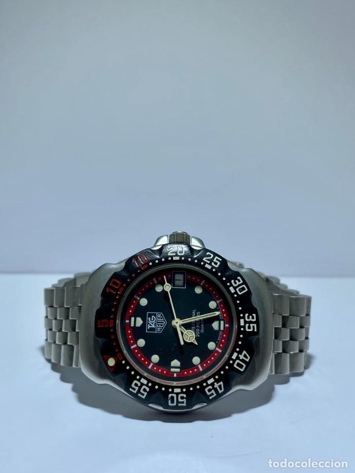 Relojes - Tag Heuer: Tag Heuer Fórmula 1 - Foto 4 - 240223140