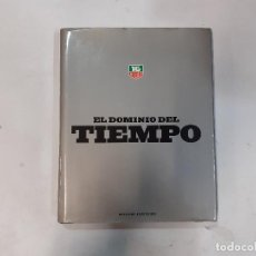 Relojes - Tag Heuer: EL DOMINIO DEL TIEMPO : TAG HEUER - GIORDAN BRUNNER - RELOJES - 1997 - EDITIONS ASSOULINE -(L). Lote 241900640