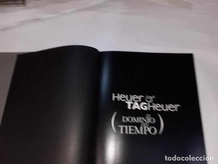 Relojes - Tag Heuer: EL DOMINIO DEL TIEMPO : TAG HEUER - GIORDAN BRUNNER - RELOJES - 1997 - EDITIONS ASSOULINE -(L) - Foto 4 - 241900640