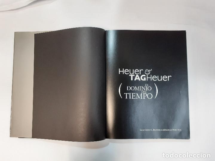 Relojes - Tag Heuer: EL DOMINIO DEL TIEMPO : TAG HEUER - GIORDAN BRUNNER - RELOJES - 1997 - EDITIONS ASSOULINE -(L) - Foto 5 - 241900640