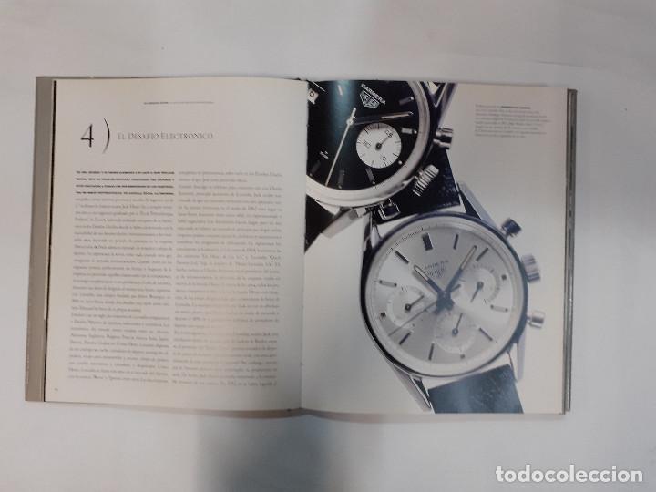 Relojes - Tag Heuer: EL DOMINIO DEL TIEMPO : TAG HEUER - GIORDAN BRUNNER - RELOJES - 1997 - EDITIONS ASSOULINE -(L) - Foto 10 - 241900640