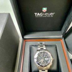 Relojes - Tag Heuer: RELOJ TAG HEUER CAF 2010 CHRONOGRAFO AUTOMATIC. Lote 242284085