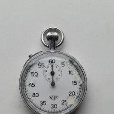 Relojes - Tag Heuer: CRONÓMETRO MARCA HEUER. FUNCIONANDO.. Lote 243255070