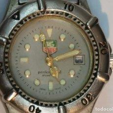 Relógios - Tag Heuer: BONITO RELOJ DE SEÑORA DE LA MARCA TAG HEUER (FUNCIONA). Lote 248233930