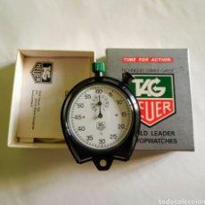 Relógios - Tag Heuer: CRONÓGRAFO DE MANO TAG HEUER DE DOS PULSADORES NUEVO A ESTRENAR CON CAJA, PAPELES Y CORDÓN. Lote 254816530