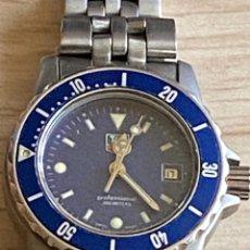 Relojes - Tag Heuer: TAG HEUER 1990 PROFESIONAL 200 METROS SEÑORA. Lote 255351950