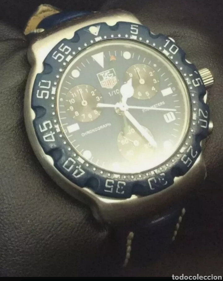 TAG HEUER F1 UNISEX (Relojes - Relojes Actuales - Tag Heuer )