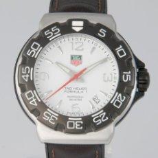 Relojes - Tag Heuer: TAG HEUER FORMULA 1 REF: WAC1111-0. Lote 261137330