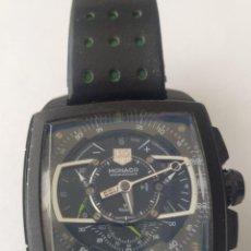 Relógios - Tag Heuer: RELOJ TAG HEUER MONACO MICROGRAPH CONCEPT CHRONOGRAPH FUNCIONANDO PERFECTO. Lote 265760959