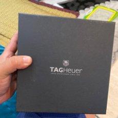 Relojes - Tag Heuer: CAJA PARA RELOJ TAG HEUER ORIGINAL CON SUS ACCESORIOS. TAMAÑO GRANDE EDICIÓN LIMITADA. VER FOTOS. Lote 268785829