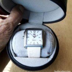 Relojes - Tag Heuer: RELOJ TAG HEUER TIGER WOODS 1112/ERB 4283. ABSOLUTAMENTE ORIGINAL. Lote 271595618