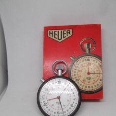 Relojes - Tag Heuer: CRONOMETRO HEUER.VINTAGE,FUNCIONANDO. Lote 272439763