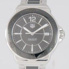 Relojes - Tag Heuer: TAG HEUER FORMULA 1 STEEL CERAMIC 35MM REF: WAH1210. Lote 274185548