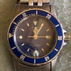 Relógios - Tag Heuer: RELOJ TAG HEUER 200 METROS PROFESIONAL MUJER. Lote 275063228