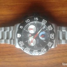 Relojes - Tag Heuer: RELOJ CRONO TAG HAVER FORMULAC1. Lote 288146483