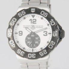 Relojes - Tag Heuer: TAG HEUER FORMULA 1 STEEL 41MM REF: WAH1011.BA0854. Lote 290345078