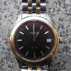 Relojes - Tissot: RELOJ TISSOT CUARZO PR-50 DE CABALLERO. Lote 24746874