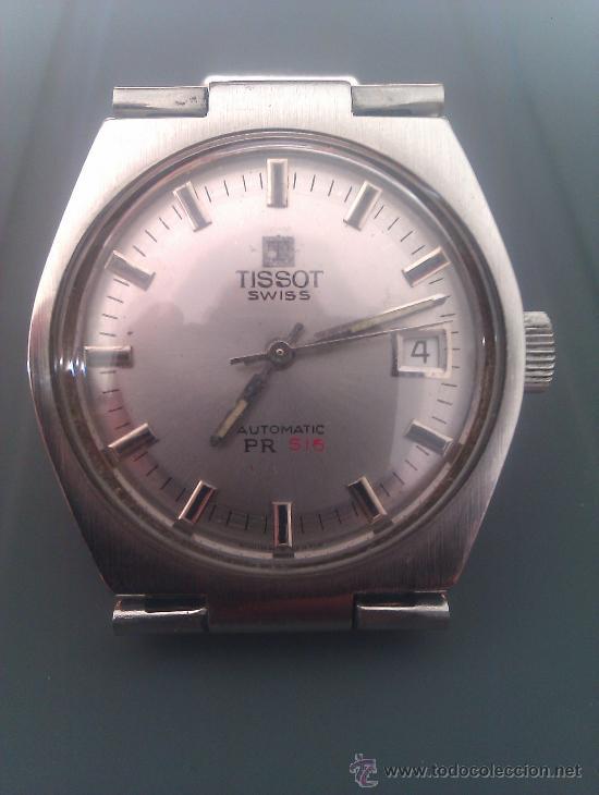 b8fb276c181a Reloj tissot pr 516 automatic - Vendido en Venta Directa - 34879878