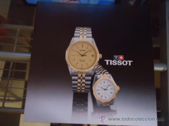 Relojes - Tissot: magnifico catalogo relojes tissot - - Foto 9 - 38420543
