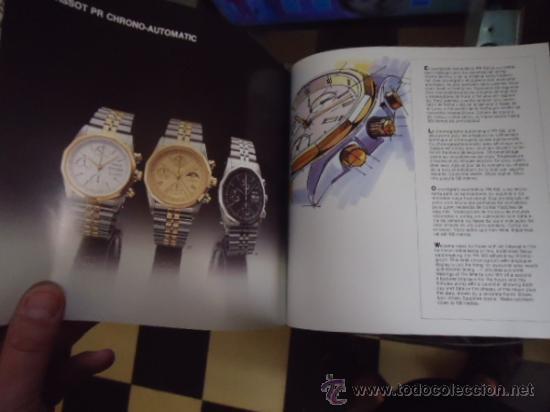 Relojes - Tissot: magnifico catalogo relojes tissot - - Foto 4 - 38420543