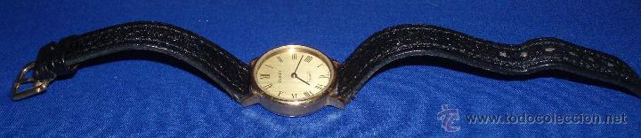 RELOJ DE SRA TISSOT STYLIST CUARZO CHAPADO EN ORO (Relojes - Relojes Actuales - Tissot)