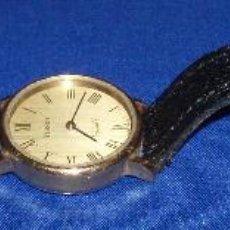 Relojes - Tissot: RELOJ DE SRA TISSOT STYLIST CUARZO CHAPADO EN ORO. Lote 48166020