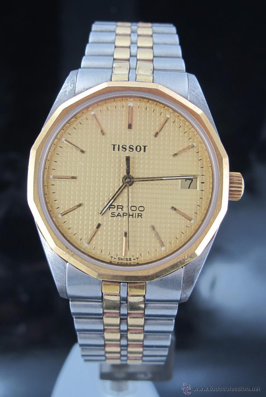 Tissot Pr100 Saphir Comprar Relojes Tissot En