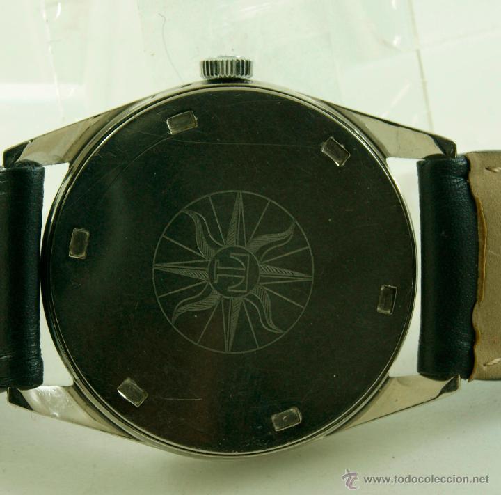 Relojes - Tissot: MUY RARO TISSOT MILITAR CALIBRE 781 MECANICO - Foto 11 - 53732770
