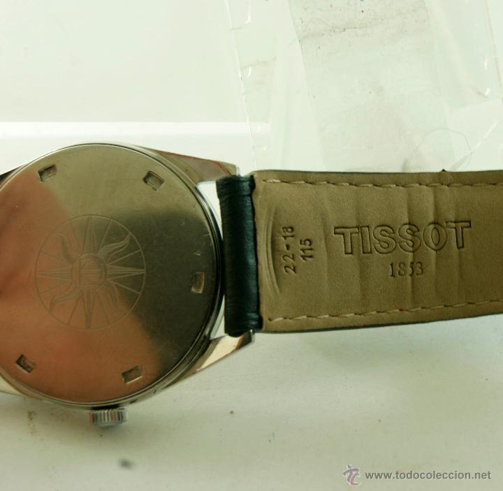 Relojes - Tissot: MUY RARO TISSOT MILITAR CALIBRE 781 MECANICO - Foto 12 - 53732770