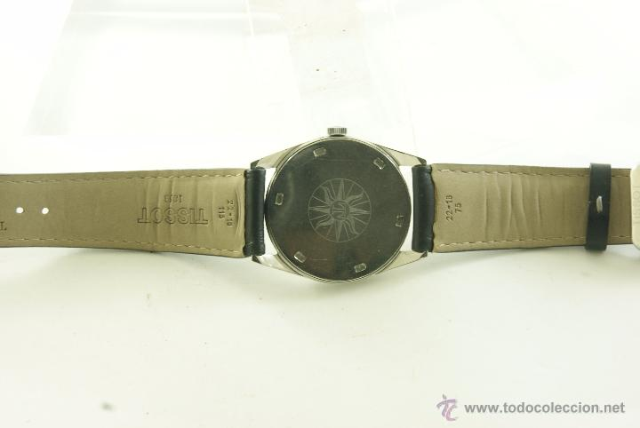 Relojes - Tissot: MUY RARO TISSOT MILITAR CALIBRE 781 MECANICO - Foto 13 - 53732770