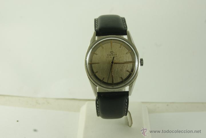Relojes - Tissot: MUY RARO TISSOT MILITAR CALIBRE 781 MECANICO - Foto 5 - 53732770