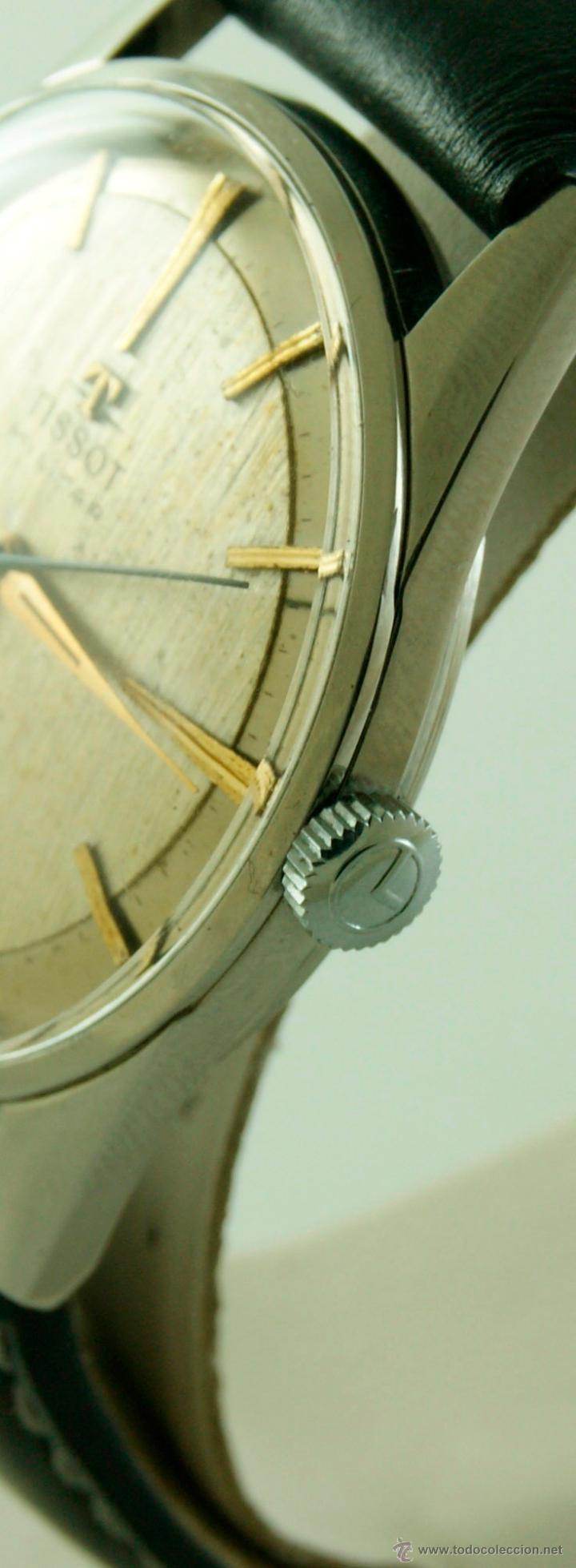 Relojes - Tissot: MUY RARO TISSOT MILITAR CALIBRE 781 MECANICO - Foto 3 - 53732770