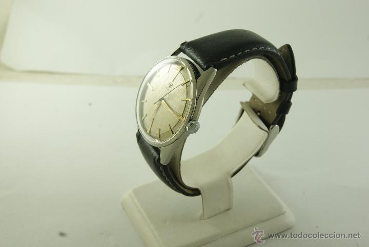 Relojes - Tissot: MUY RARO TISSOT MILITAR CALIBRE 781 MECANICO - Foto 6 - 53732770