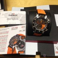 Relojes - Tissot: TISSOT T-RACE MOTO GP 2011. EDICION LIMITADA. PIEZA DE COLECCIÓN.. Lote 54773500
