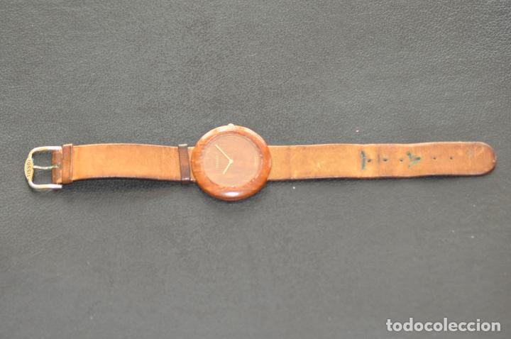 RELOJ TISSOT GENUINE WOODWATCH SWISS QUARTZ W 151 (Relojes - Relojes Actuales - Tissot)