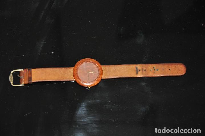 Relojes - Tissot: RELOJ TISSOT GENUINE WOODWATCH SWISS QUARTZ W 151 - Foto 5 - 64369427