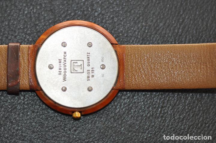 Relojes - Tissot: RELOJ TISSOT GENUINE WOODWATCH SWISS QUARTZ W 151 - Foto 7 - 64369427