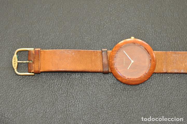 Relojes - Tissot: RELOJ TISSOT GENUINE WOODWATCH SWISS QUARTZ W 151 - Foto 8 - 64369427