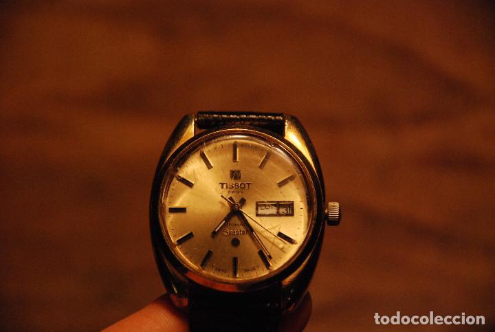 Relojes - Tissot: RELOJ TISSOT VINTAGE - Foto 2 - 74987387