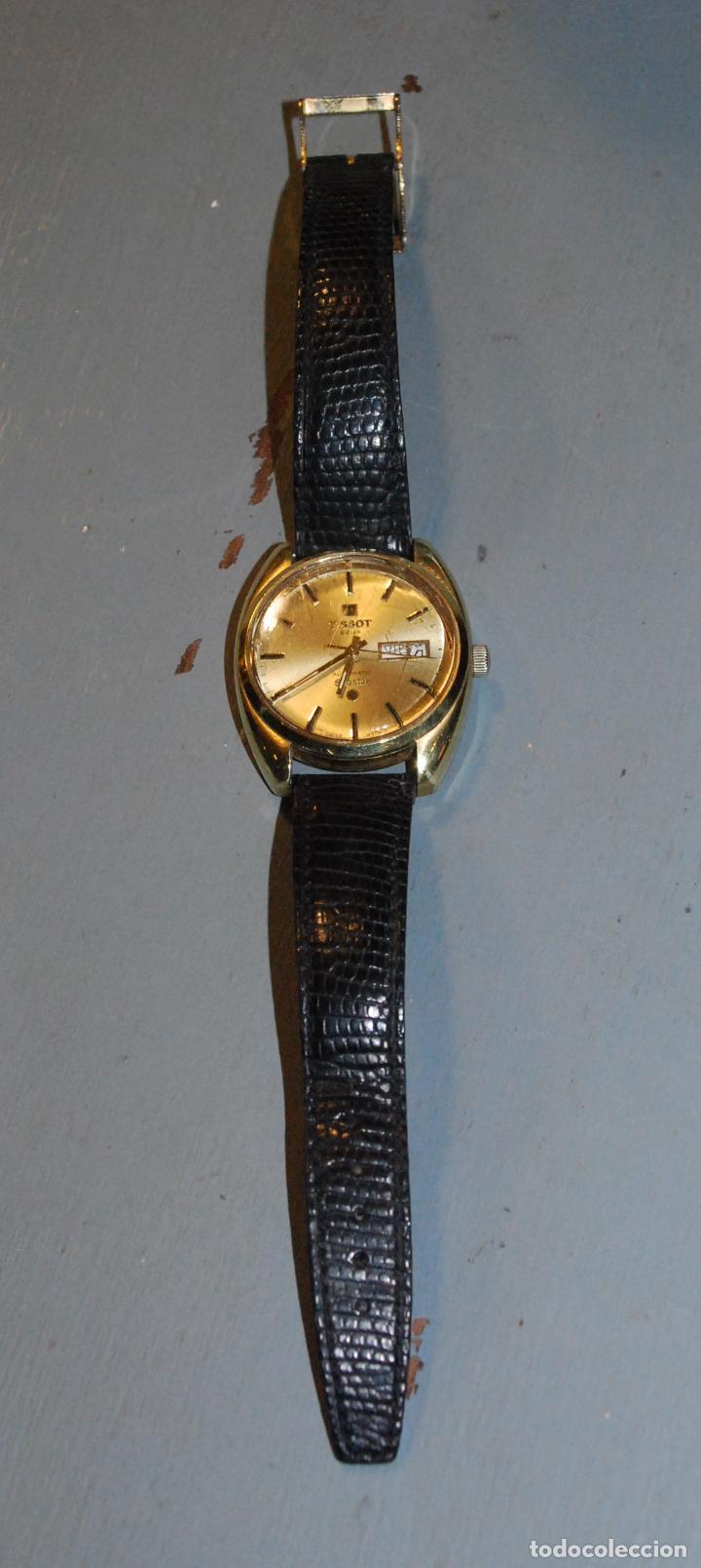 Relojes - Tissot: RELOJ TISSOT VINTAGE - Foto 3 - 74987387