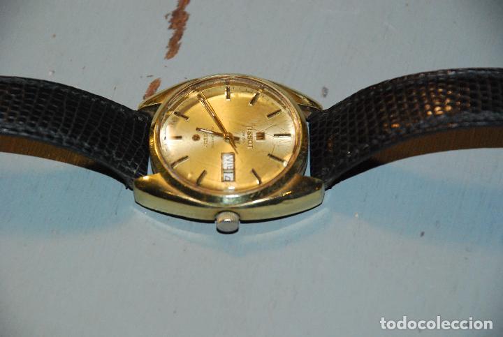 Relojes - Tissot: RELOJ TISSOT VINTAGE - Foto 5 - 74987387