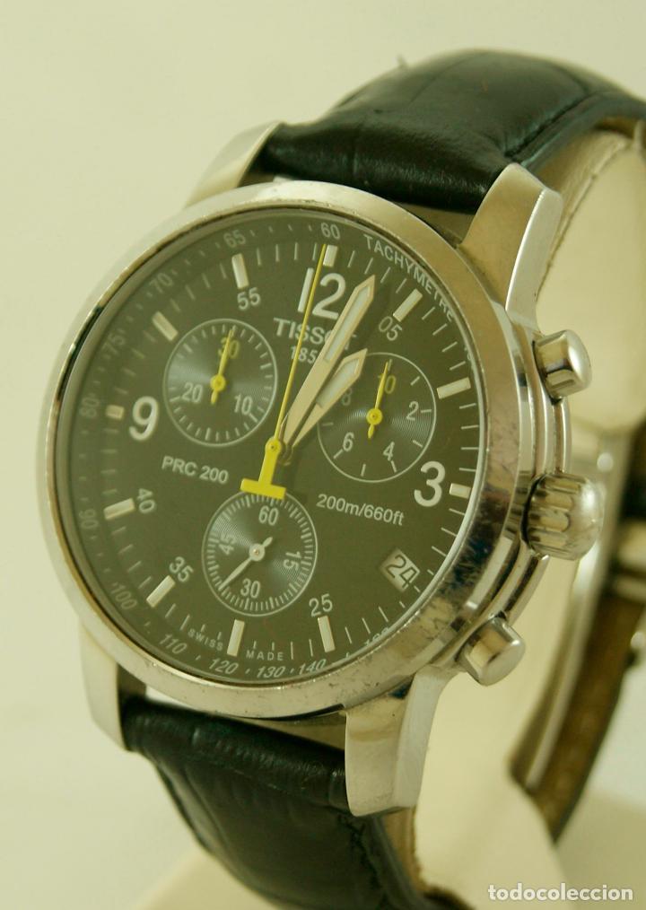 3f5f6f3e512 Relojes - Tissot  TISSOT PRC 200 CHRONO FUNCIONANDO T461 - Foto 2 - 84609476