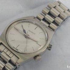 Relojes - Tissot: VINTAGE RELOJ TISSOT ALARMA REF. 40500- 3X EN BUEN ESTADO.. Lote 90206108