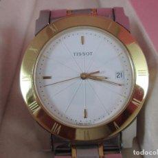 Relojes - Tissot: RELOJ-TISSOT-SUIZA-NUEVO-RESTO DE TIENDA-CAJA-VER FOTOS.. Lote 97168479