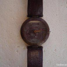 Relojes - Tissot: RELOJ DE SEÑORA TISSOT ROCKWACTH QUARTZ DE LOS AÑOS 80.. Lote 99167411