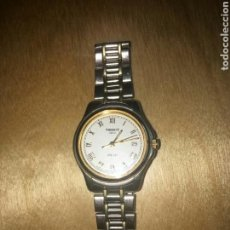Relojes - Tissot: RELOJ MARCA TISSOT ACERO Y ORO. Lote 100302992