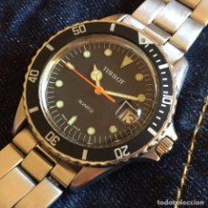 Relojes - Tissot: RARO TISSOT DIVER VINTAGE. Lote 100522459